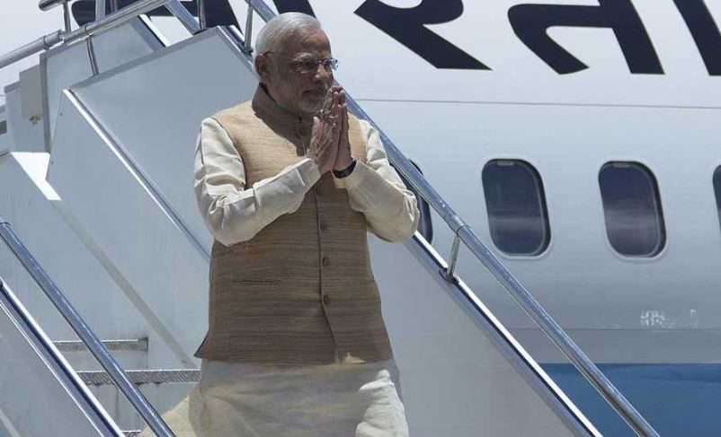 Narendra Modi Speaks to British PM, Raises Vandalism of Indian High Commission