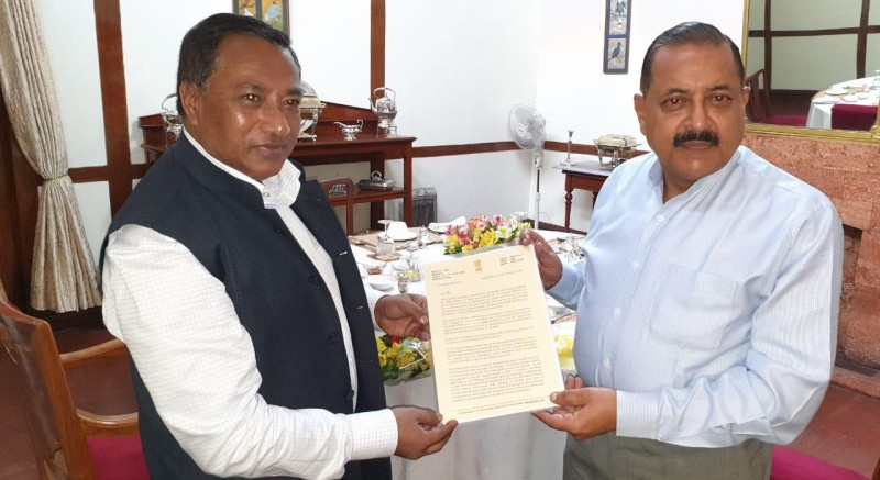 Centre's Support Sought For Boosting State InfrastructureIn Meghalaya