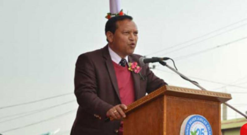Meghalaya Fisheries Minister Comingone Ymbon Visits Ri-Bhoi District