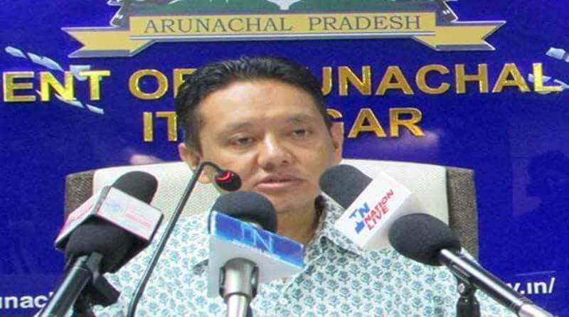 Arunachal Pradesh Assembly Speaker P D Sona urges officers to work for development of masses