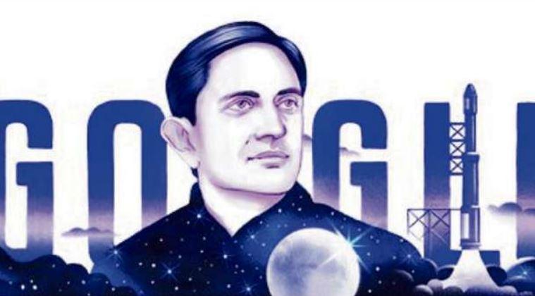 Google Doodle Celebrates Vikram Sarabhai