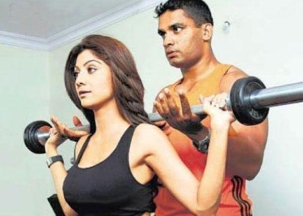 Shilpa Shetty Motivates Fans To Stay Fit