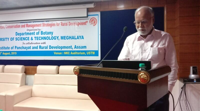Conservation of NE's Biodiversity Needs Thoughtful Planning: Dr Talukdar