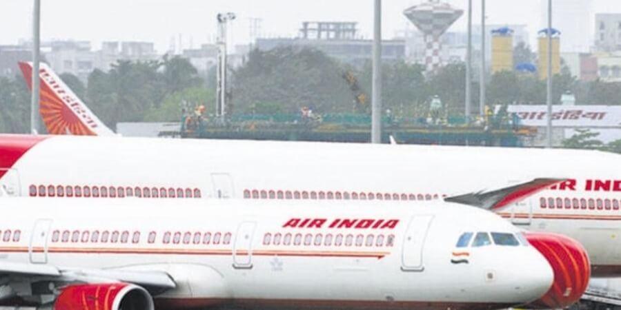 Air India's Delhi-San Francisco flight over North Pole on Aug 15