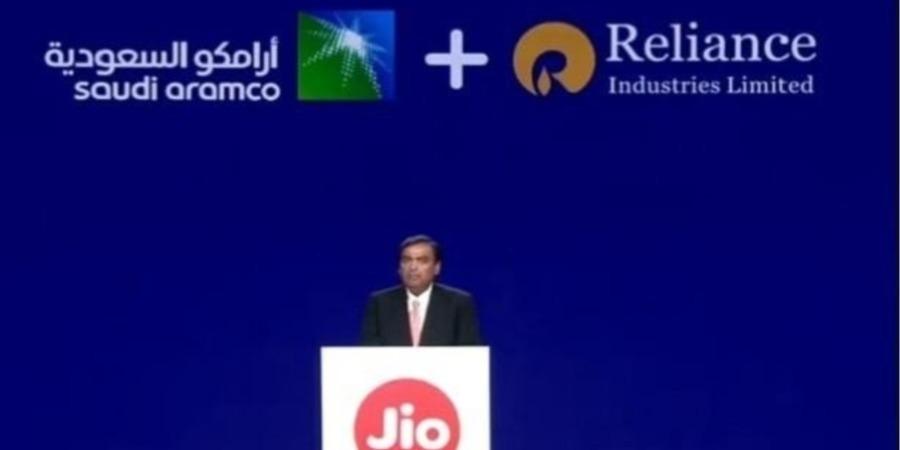 Saudi Aramco to buy stake in RIL biz