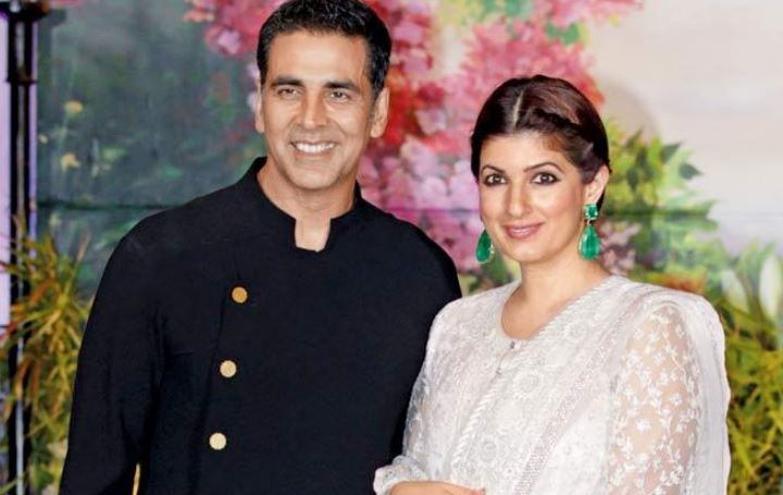 Twinkle Khanna, Akshay Kumar Raise Concern over the Gender Gap Among Kids