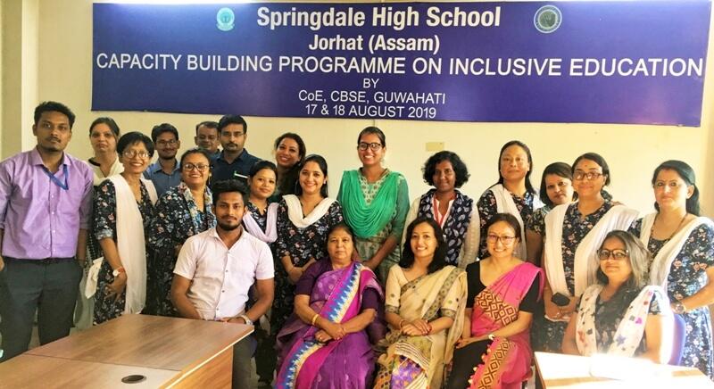 Capacity-building programme