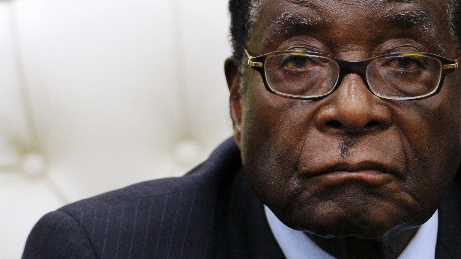 Zimbabweans bid farewell to Robert Mugabe