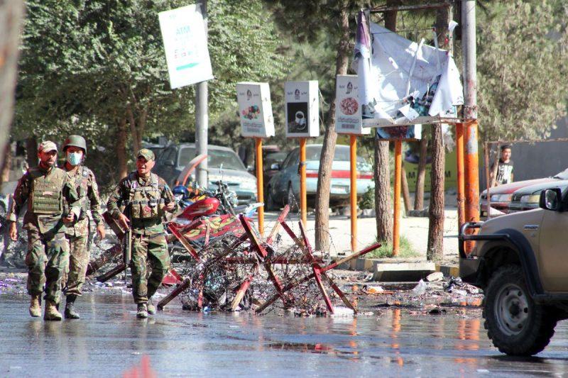 Blast at Afghanistan President Ashraf Ghani Rally Kills 26