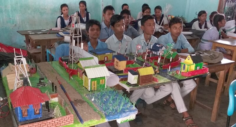 National Children's Science Congress Concludes in Biswanath Chariali