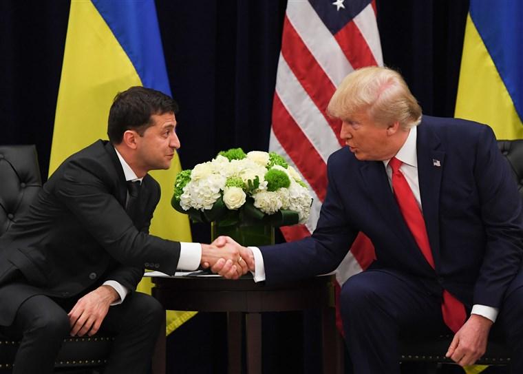 USA envoy on Ukraine, named in Trump scandal, resigns