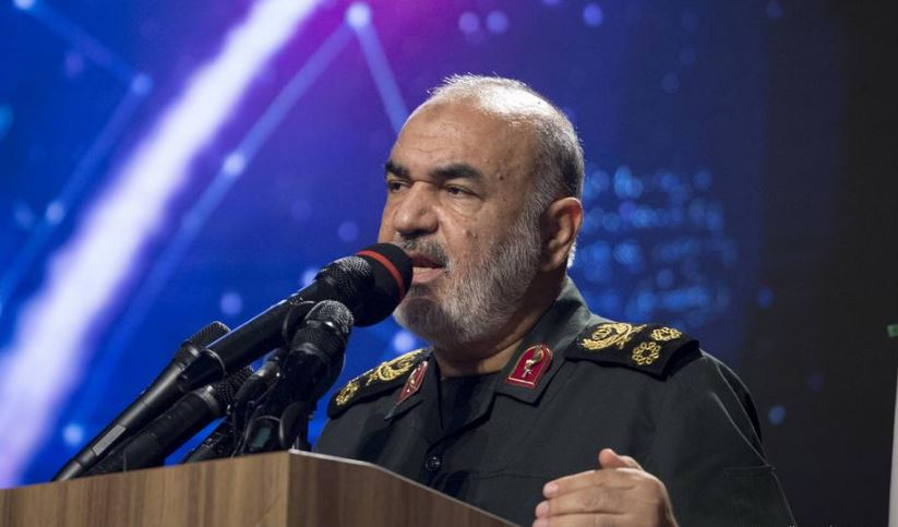 Iran warns it will destroy 'any aggressor': Hossein Salami