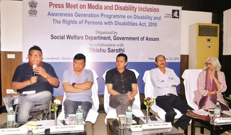 Awareness Programme On Rights of Persons with Disabilities (PwD) Act 2016