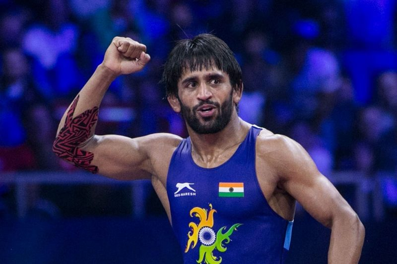 Bajrang Punia, Ravi Kumar Dahiya Seal 2020 Tokyo Olympics Berths
