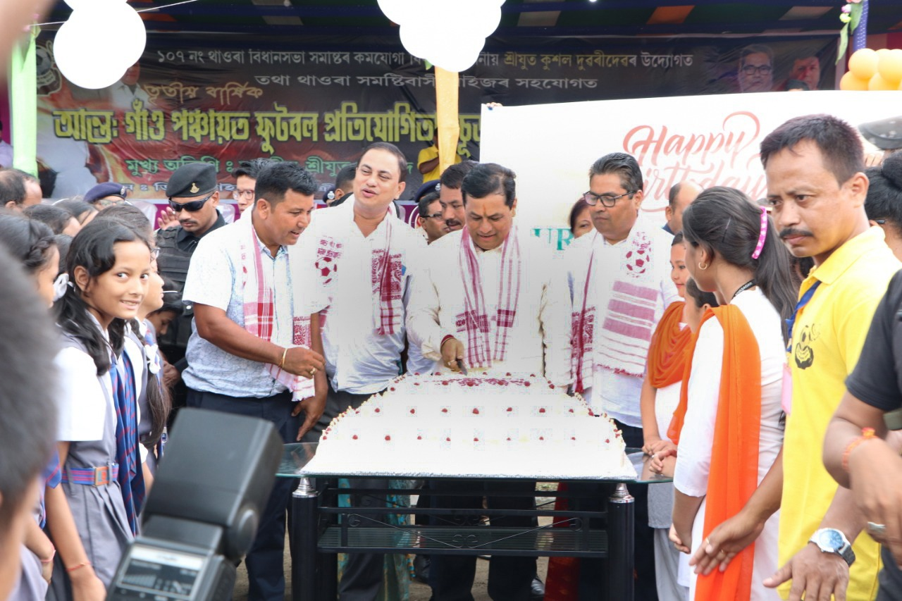 Fit India Movement can usher in a fit and healthy India: CM Sonowal