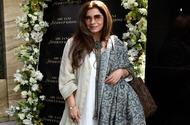 Veteran Actress Dimple Kapadia Redefines Aging in New Picture
