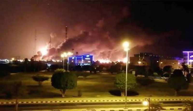 Data Shows Iran Involved In Saudi Drone Attacks