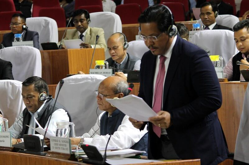 Meghalaya Assembly Pays Tribute to Former Speaker Dr. Donkupar Roy
