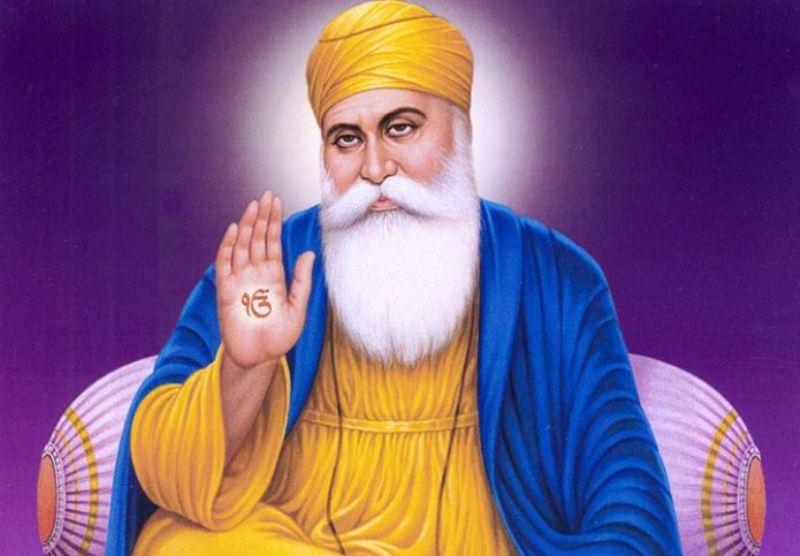 Image result for guru nanak