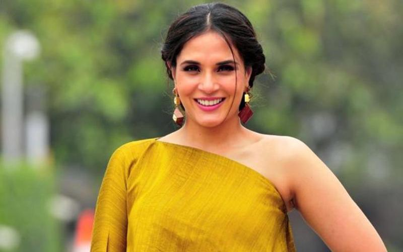 'Gender parity will sensitise one to women crimes' Says Richa Chadha