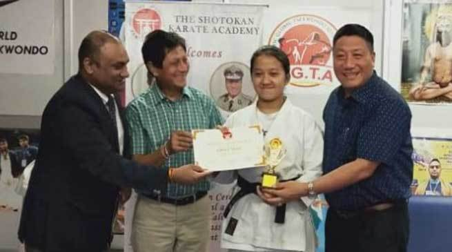 Hibu Anna Bags Scholarship From Delhi Government