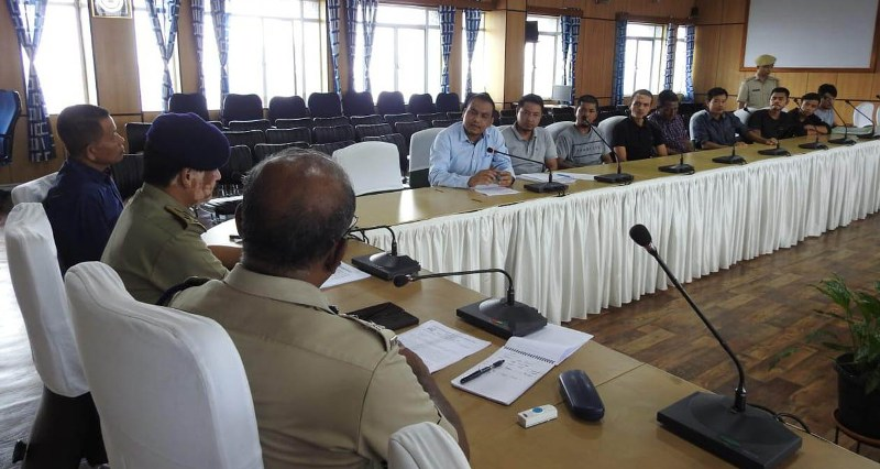 Hynniewtrep Body Moves DGP over illegal influx Post-NRC in Assam
