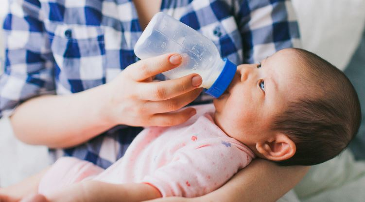 Stress Laid on Complementary Feeding to Infants