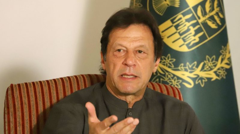 Pakistan Could Lose in war with India: Imran Khan