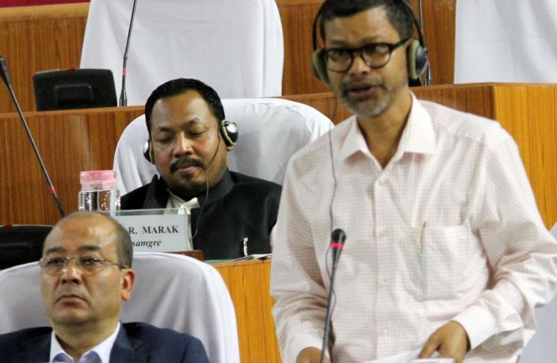 Bill to Regulate Meghalaya Private University introduced in Assembly