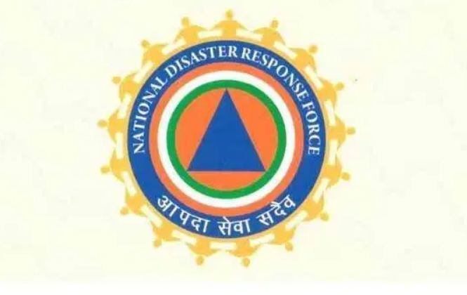 Training by National Disaster Response Force (NDRF) team In Guwahati