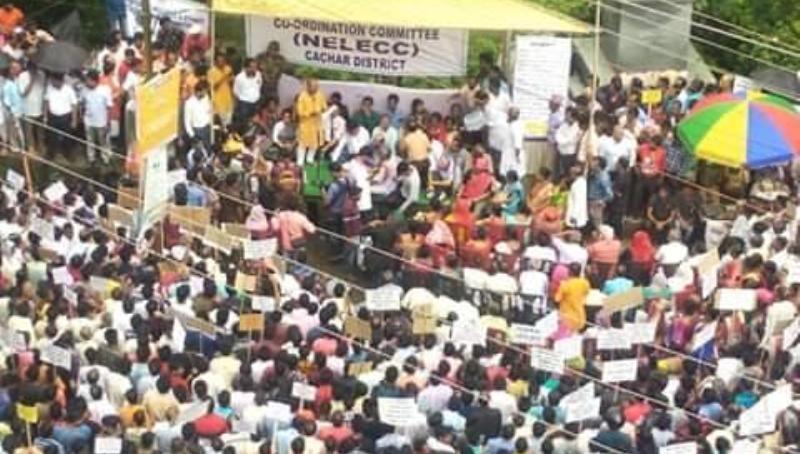 NELECC holds rally, sends Memo To Prime Minister Narendra Modi