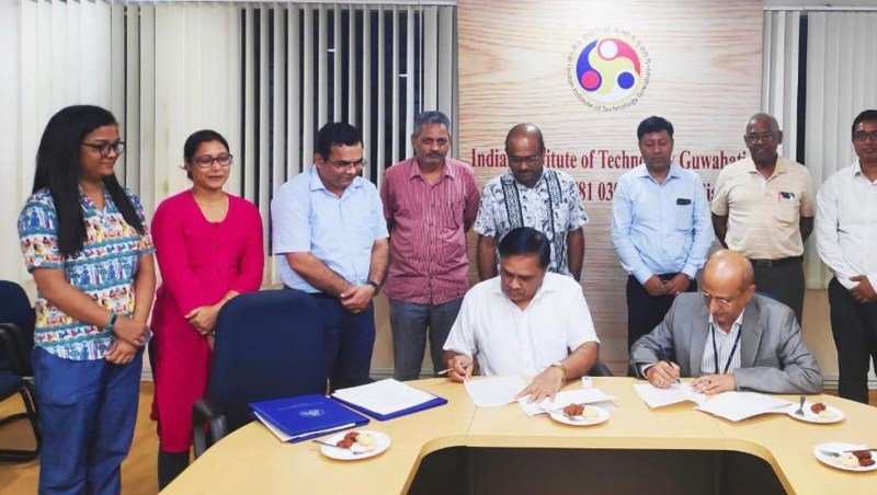 NRL joins hands with IITG to develop bio-degradable plastics