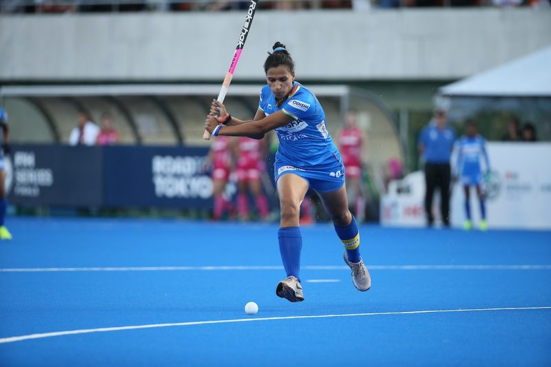 Rani Rampal to Lead Indian Eves for the Tokyo Olympics 2020