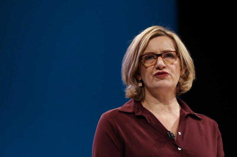 UK Minister Amber Rudd Resigns Over Johnson's Brexit Stance