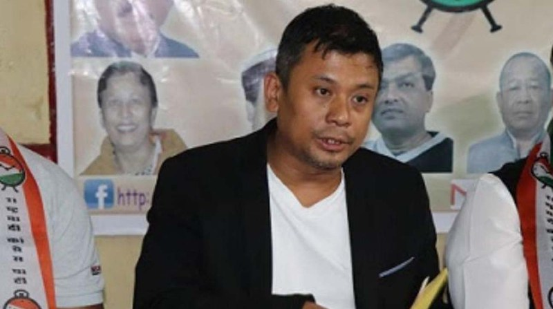 Nationalist Congress Party (NCP) MLA Saleng Sangma Loses Cool in Assembly