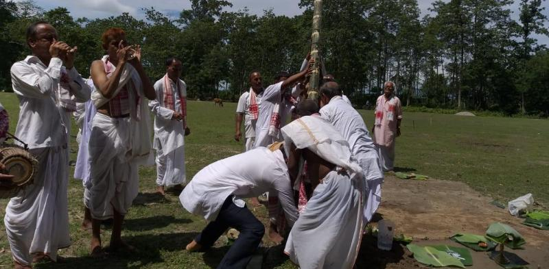State-Level bhaona Convention And Competition kicks off