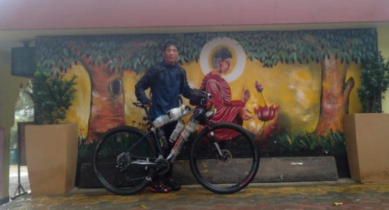 Stolen 'Mountain Terrain Bike' Recovered Within 40 minutes