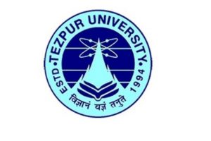 Tezpur University Recruitment