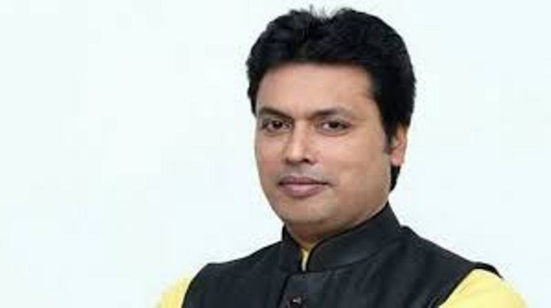 1,100 'Gram Sevaks' for policing will be appointed, says Biplab Kumar Deb