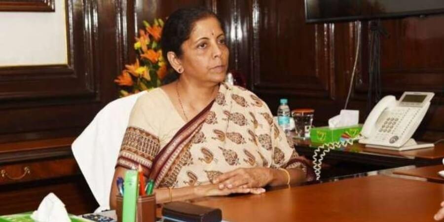Finance Minister Nirmala Sitharaman takes Stock of Economy