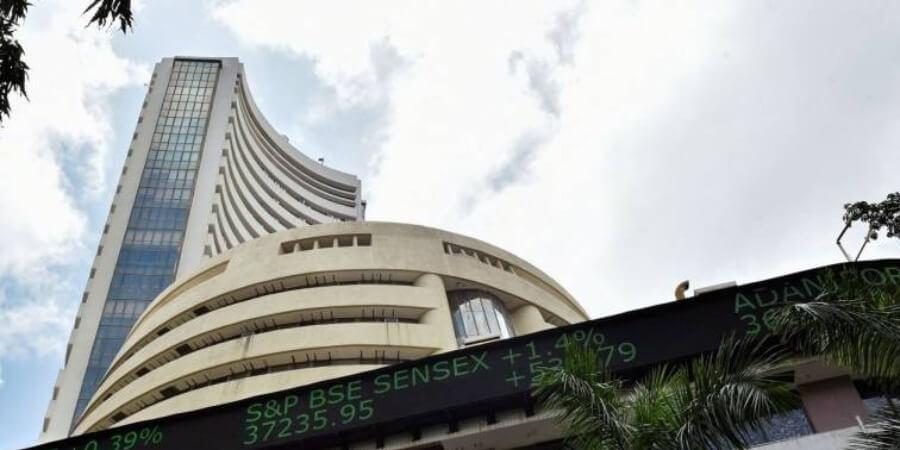 Sensex gains 1,074 pts, mid-caps outperform, IT lags
