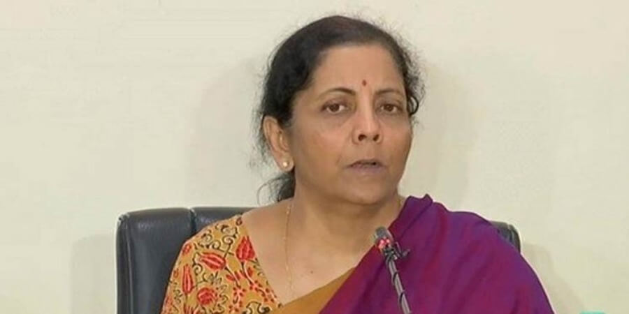 Govt to front-load infra spending to revive economy: Nirmala Sitharaman