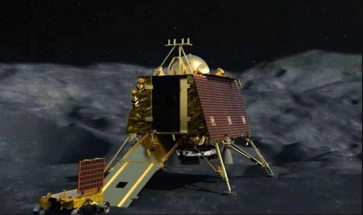 Chandrayaan-2: Vikram all set to Land on the Moon