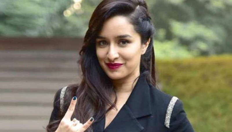'Vanity is a small part  of my profession' Says Shraddha Kapoor