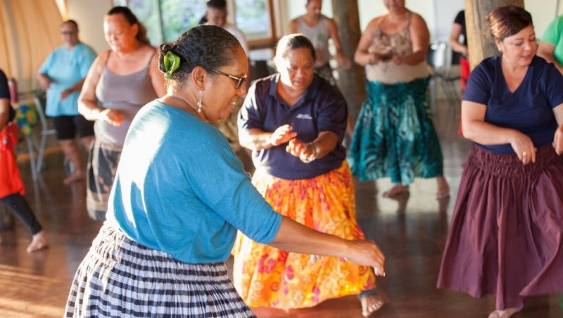 Learn Hula Dance to Lower Down Your Blood Pressure