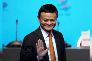 Jack Ma step