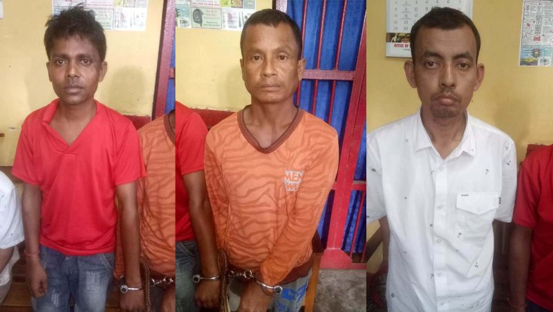 Kidnapped businessman rescued, 3 arrested in Karbi Anglong