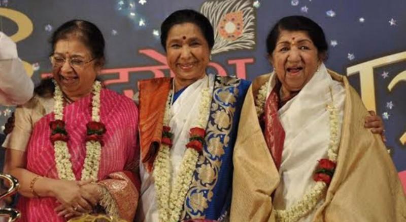Lata Mangeshkar, Asha Bhosle, Usha: Legacy of the sisters