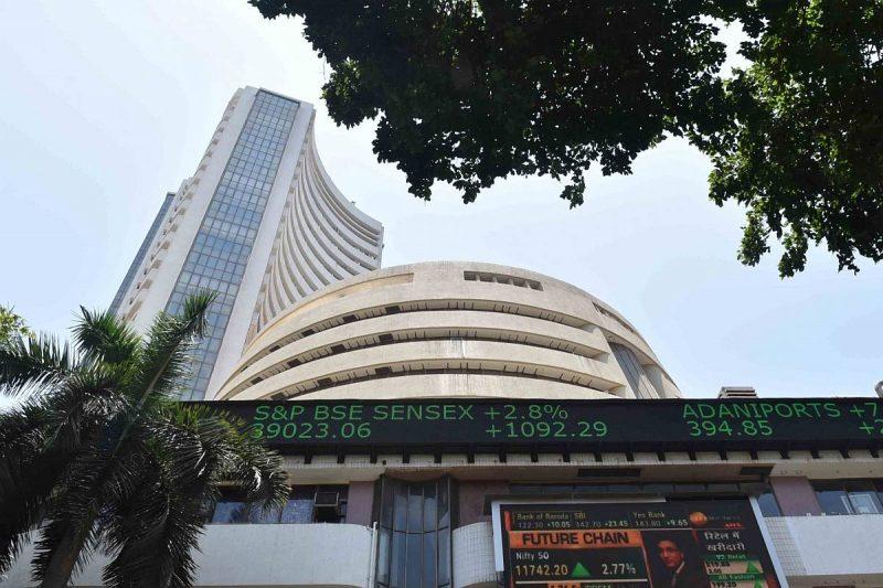 Sensex Ends a Shade Lower, Auto Stocks Edged Higher