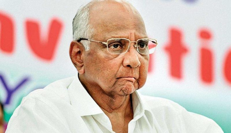 People of Pakistan Treat all Indians as Relatives: Sharad Pawar